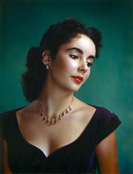 Elizabeth Taylor, 1948