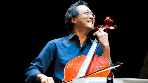 Yo-Yo Ma Silk Road