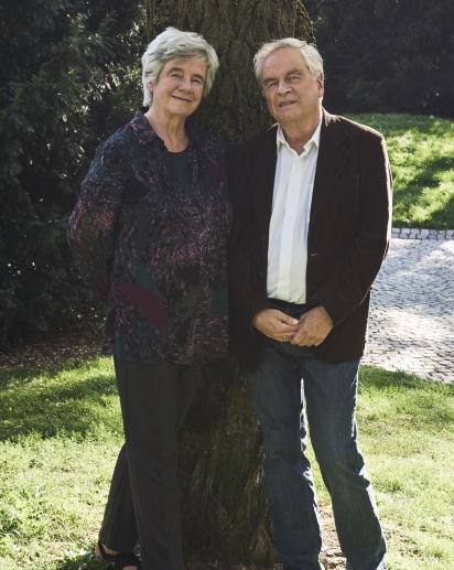 Christine and Frido Mann Fellow Photo