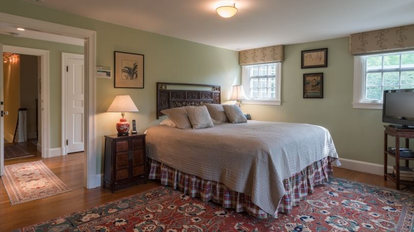Montgomery House Bedroom