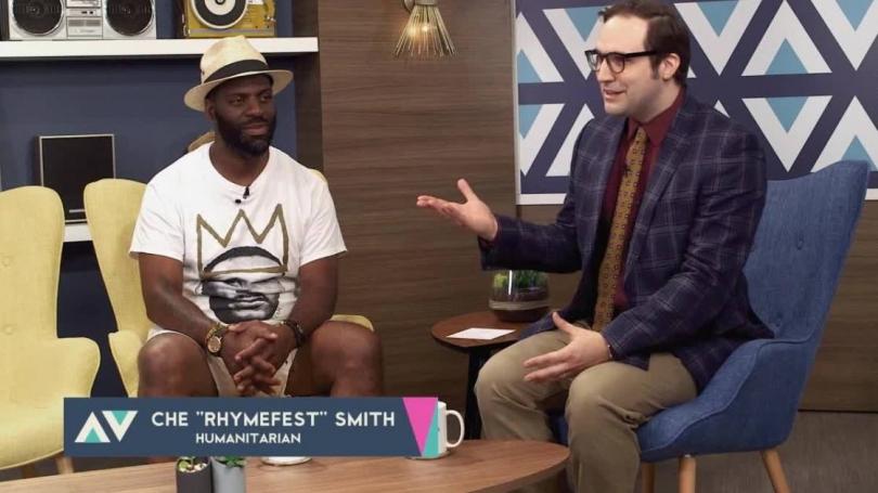 Che Rhymefest Smith