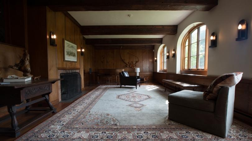 Montgomery House upstairs lounge