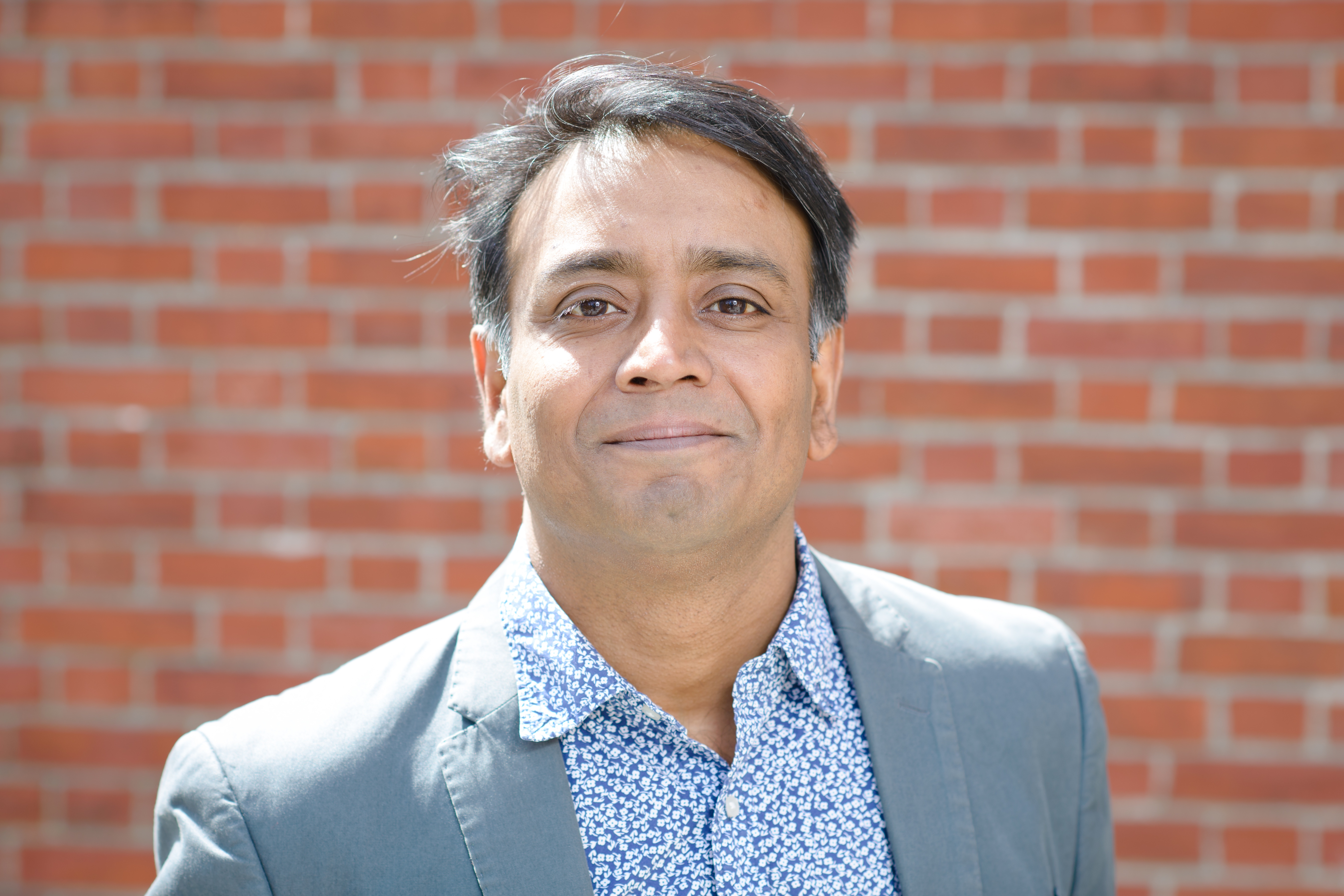 Zia Haider Rahman Montgomery Fellow